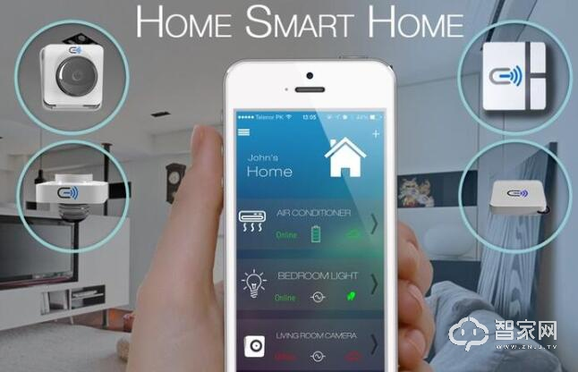 GSMA:智能家居2025年将成为主流